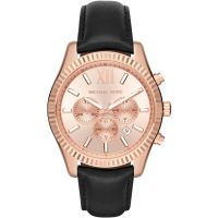 homme Michael Kors Lexington Chronograph Watch MK8516