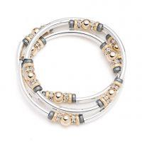 femme Nine West Jewellery Metal Mingle Bracelet Watch 60441202-Z01