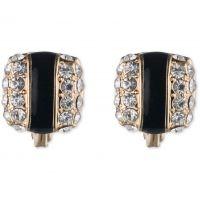 Damen Anne Klein vergoldet Sweet Pearls Ohrringe