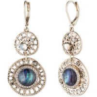femme Lonna And Lilly Fancy Filigree Earrings Watch 60441129-Z01