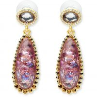 Ladies Lonna And Lilly Base metal Gold Standard Earrings 60441195-E50