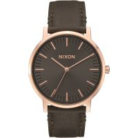 Orologio da Uomo Nixon The Porter Leather A1058-2441