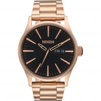 Mens Nixon The Sentry Watch