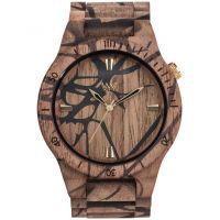 Unisex Wewood Alpha Tree Watch