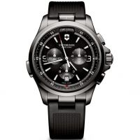 Herren Victorinox Swiss Army Night Vision Chronograph Watch 241731