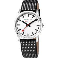 unisexe Mondaine Swiss Railways Simply Elegant Watch A4003035111SBO