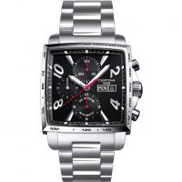 Herren Certina DS Podium Quadrat Automatik Chronograf Uhr