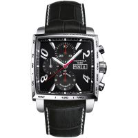 homme Certina DS Podium Square Chronograph Watch C0015141605701