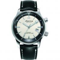 Herren Alpina Seastrong Taucher Heritage Automatik Uhr