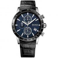 Herren Hugo Boss Rafale Chronograph Watch 1513391