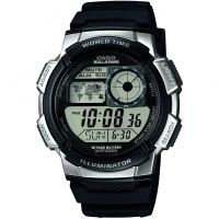 Mens Casio World Time Alarm Chronograph Watch