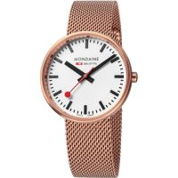 Orologio da Donna Mondaine Swiss Railways Mini Giant A7633036222SBM