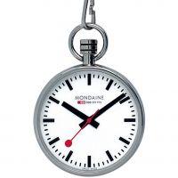 poche Mondaine Swiss Railways Pocket Watch A6603031611SBB