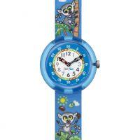 Kinder Flik Flak Lemur Party Uhr