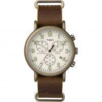 Unisex Timex Weekender Chronograph Watch TW2P85300