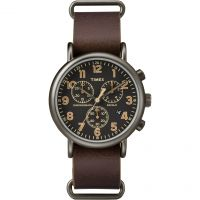 unisexe Timex Weekender Chronograph Watch TW2P85400