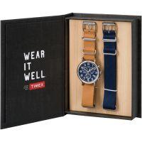 unisexe Timex Weekender Chronograph Watch TWG012800