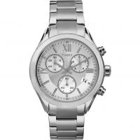 Damen Timex City Chronograph Watch TW2P93600