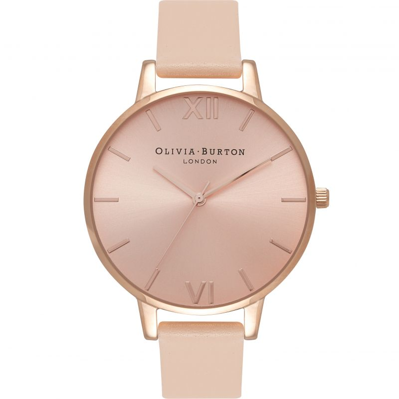 Damen Olivia Burton Big Dial Watch OB16BD94