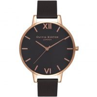 Ladies Olivia Burton Big Dial Watch