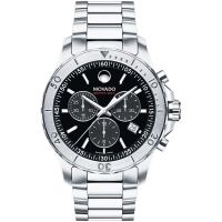 Mens Movado Series 800 Chronograph Watch