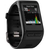 Unisex Garmin Vivoactive HR Bluetooth GPS Activity Tracker Wecker Chronograf Uhr