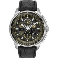 Herren Citizen Skyhawk A-T Limited Edition Wecker Chronograf funkgesteuert Eco-Drive Uhr
