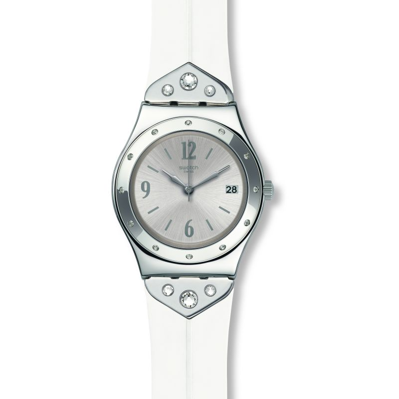 Ladies Swatch Scintillating Watch YLS450