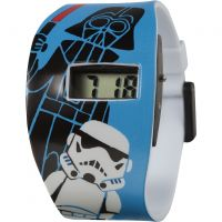 Star Wars Star Wars Darth/Trooper Kinderenhorloge Blauw STAR381