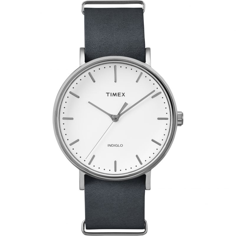 Unisex Timex Indiglo Weekender Fairfield Watch TW2P91300