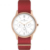 Damen Smart Turnout Time Watch STK2/RO/56/W-RED