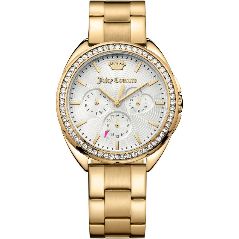 Damen Juicy Couture Capri Watch 1901479
