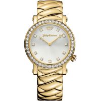 Juicy Couture Luxe Damklocka Guld 1901488