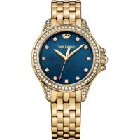 Damen Juicy Couture Malibu Watch 1901492