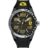 Herren Scuderia Ferrari Redrev T Watch 0830337