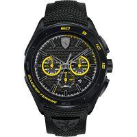 Herren Scuderia Ferrari Gran Premio Chronograf Uhr
