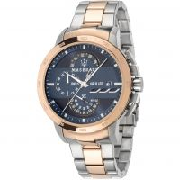 Mens Maserati Ingegno Chronograph Watch