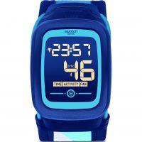 Herren Swatch Nossazero2 XL Bluetooth Wecker Uhren