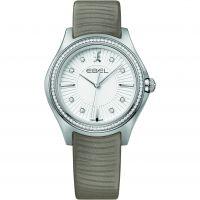 Damen Ebel Welle Diamant Uhr