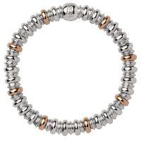 Damen Verbindungen Of London Sterlingsilber Sweetheart Armband Größe L