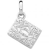Ladies Links Of London Sterling Silver British Tea Keepsakes Custard Cream Charm