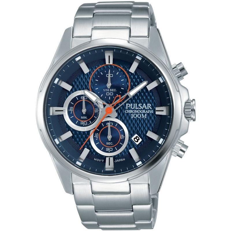 Mens Pulsar Chronograph Watch PM3059X1