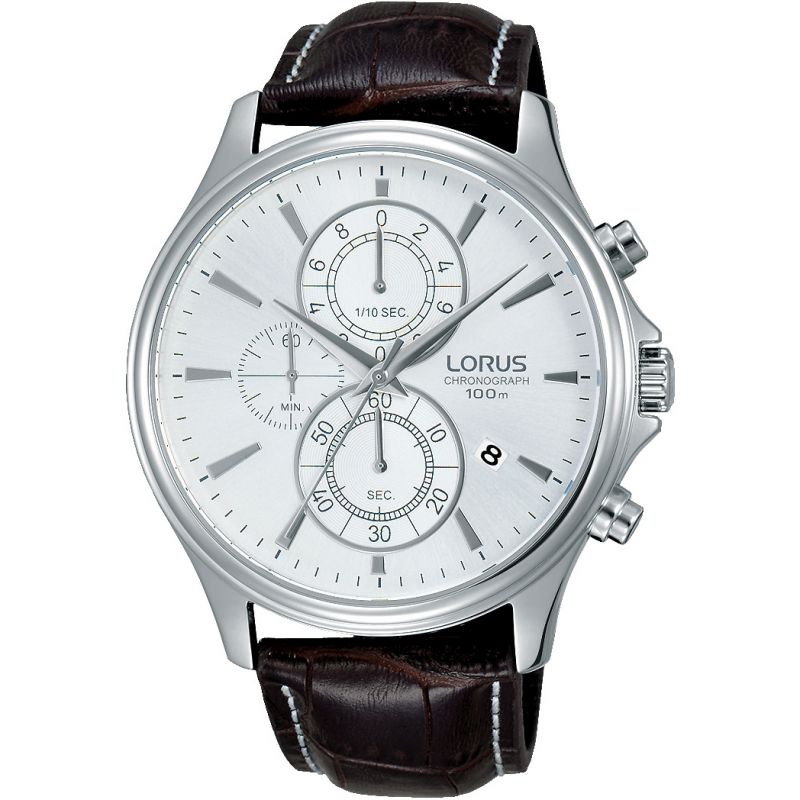 Mens Lorus Chronograph Watch RM315DX9