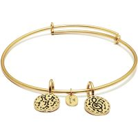 Chrysalis Life Festival Expandable Bangle JEWEL