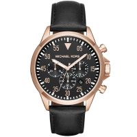 Herren Michael Kors Gage Chronograph Watch MK8535