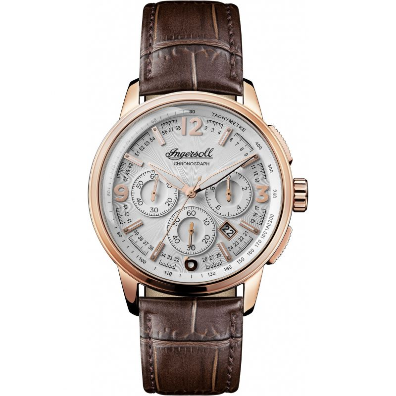 Herren Ingersoll The Regent Chronograph Watch I00101