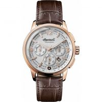 Mens Ingersoll The Regent Chronograph Watch I00101