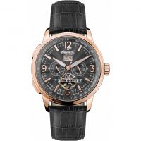 Mens Ingersoll The Regent Multifunction Automatic Chronograph Watch