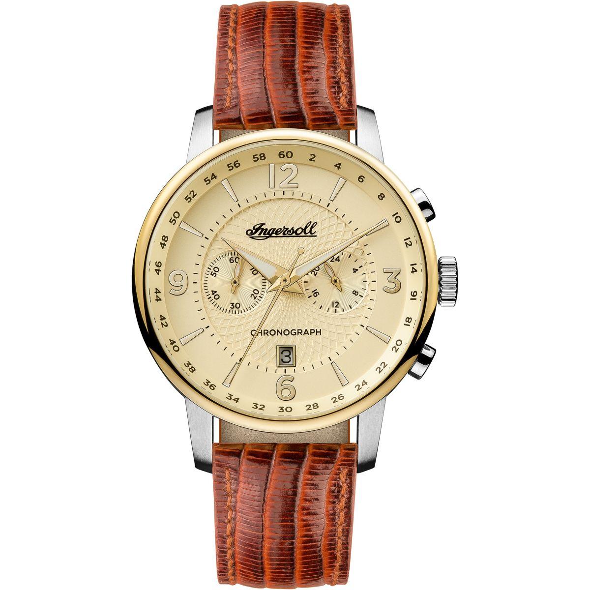 Herren ingersoll the grafton chronograf uhren i00603 for The grafton