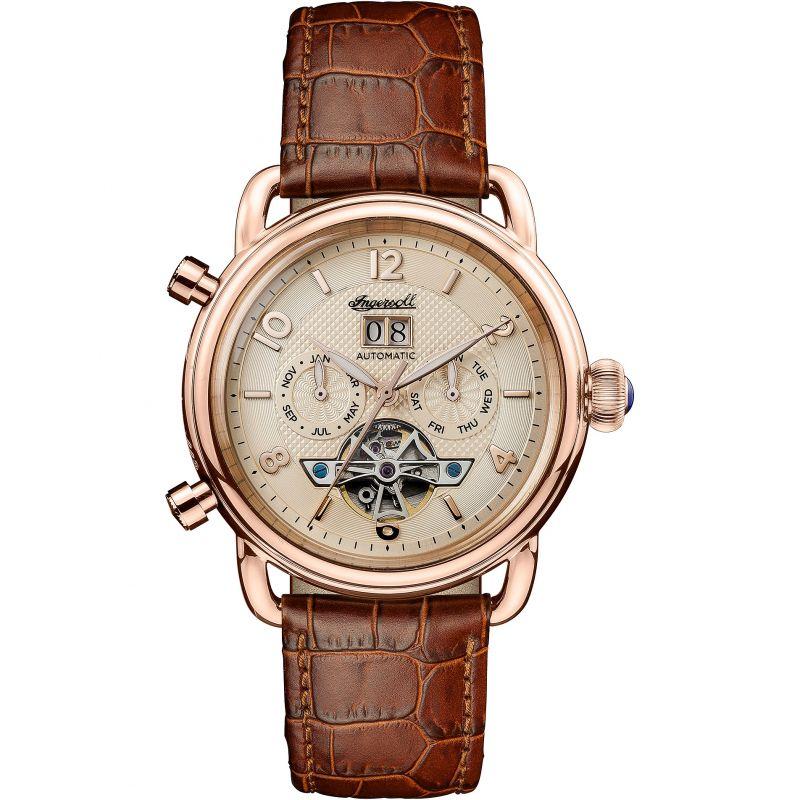 Herren Ingersoll The New England Multifunction Watch I00901